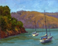 Angel Island Harbor
