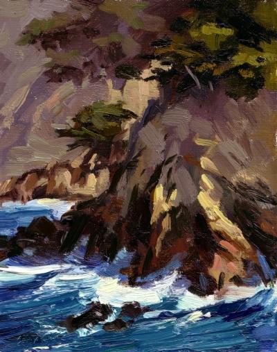 Point Lobos, Cypress Cove