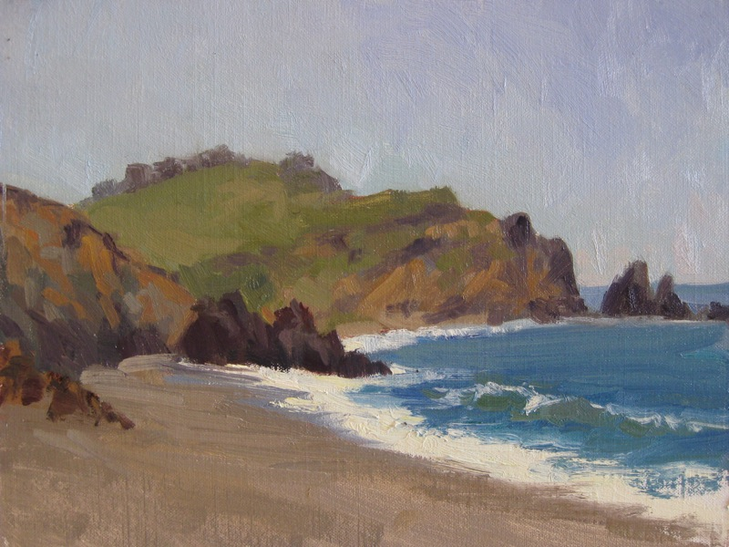 An Afternoon At Rodeo Beach