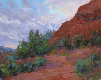 Desert Sky (Papago Park, AZ)