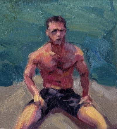 Figure Study (male)