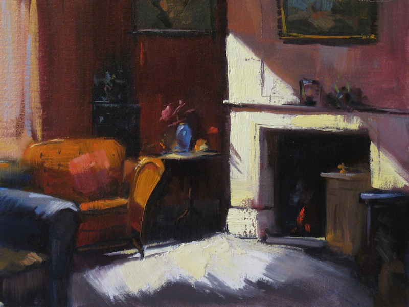 Interior (after Colley Whisson)