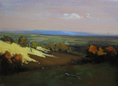 Golden Summer (after Colley Whisson)
