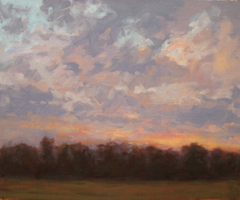 Timberfield Sunset 1