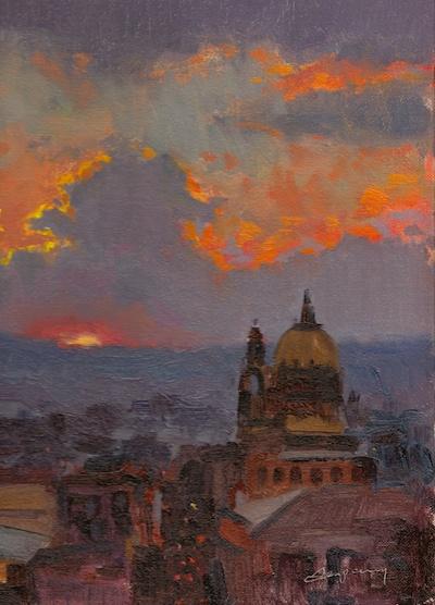 Sunset (San Miguel de Allende)