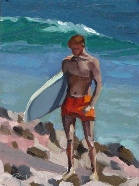 Surfer (Ventura Beach Men)