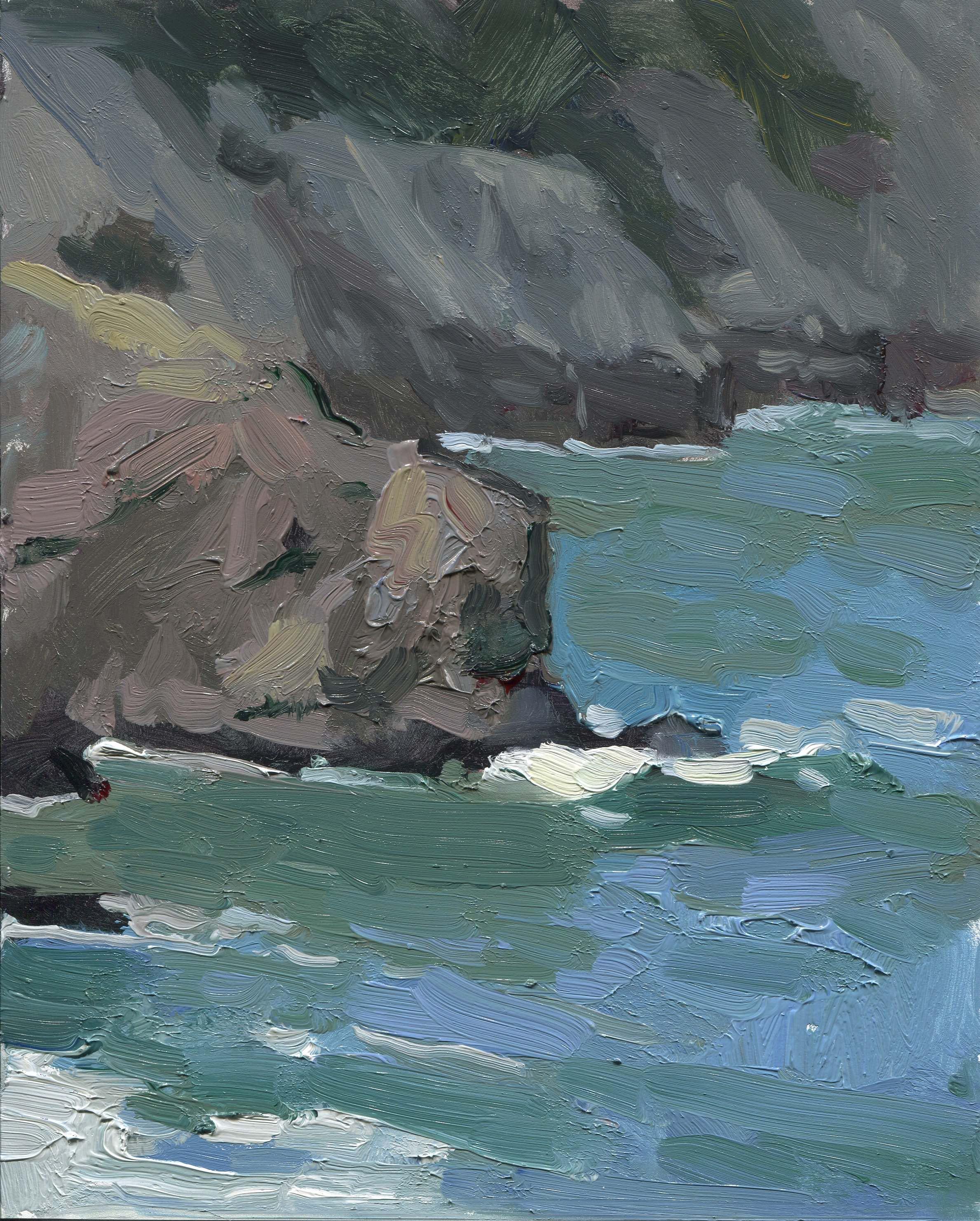 Sea Cliff Bluffs (San Francisco)