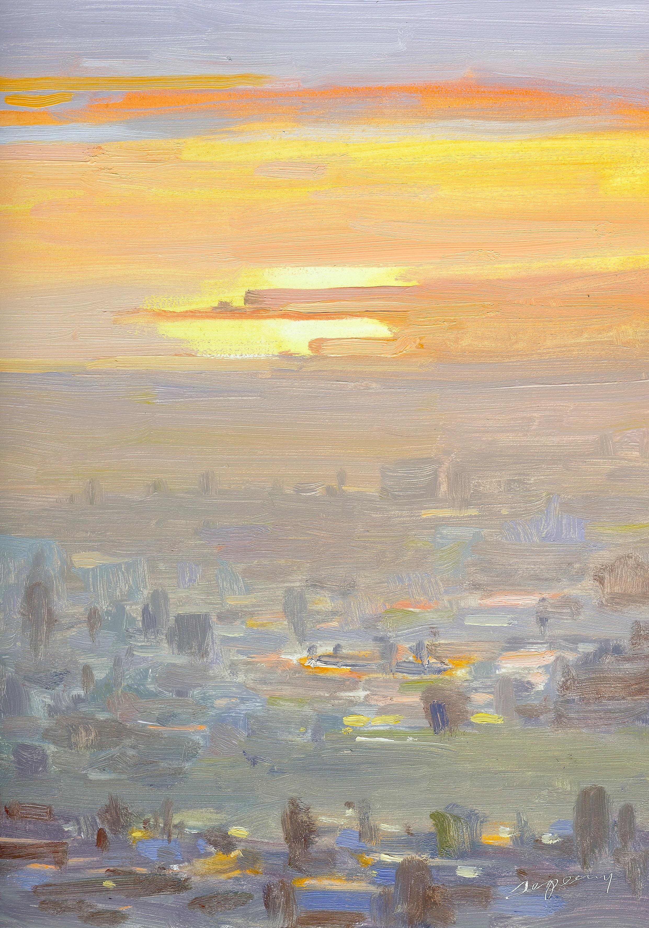 Mission District Sunrise