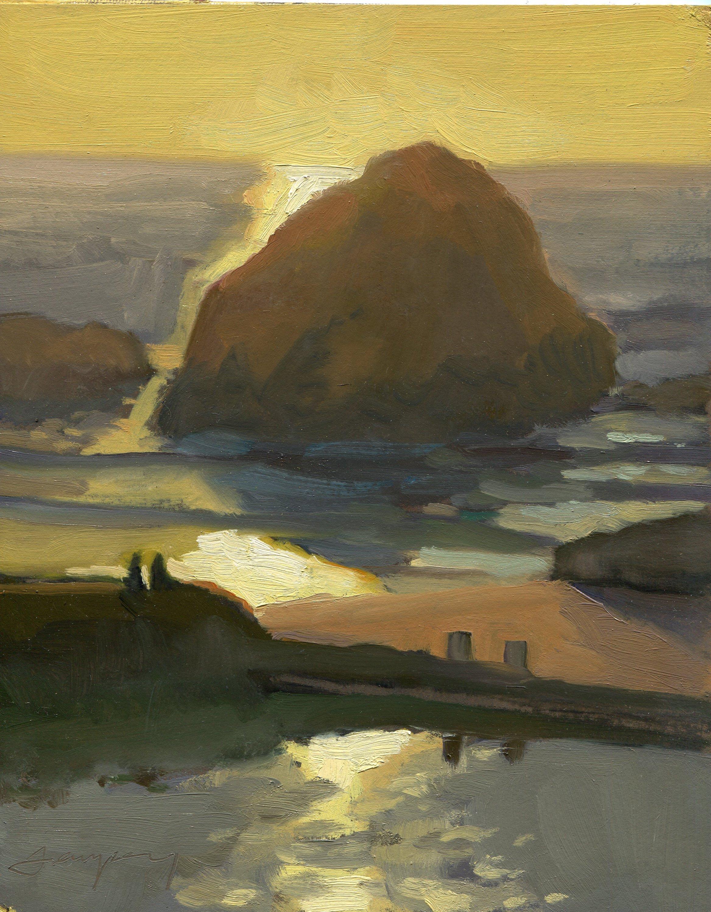 Lands End Sunset 2