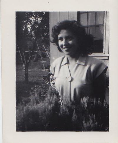 Amy Estrada, 1929-2009