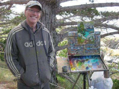 Ed Terpening, Point Lobos, May 8, 2010